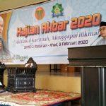 """Kajian Akbar 2020 Remush Al Muhsinin SMAN 1 Mataram """"Mengukir Kisah, Menggapai Hikmah"""""""