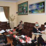 SMANSA Mataram Dikunjungi Tim Itjen Kemendikbudristek